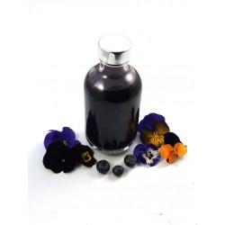 Viola Blueberry Vinegar